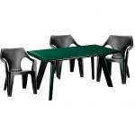 Пластиковые кресла столы и шезлонги