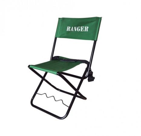 кресло с подставкой для удочек