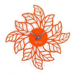 Настенные Часы Листики B-010