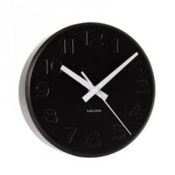 Часы настенные Bold Engraved