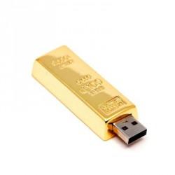 Флеш-накопитель Золотой слиток