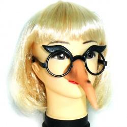 Очки с носом Бабы Яги