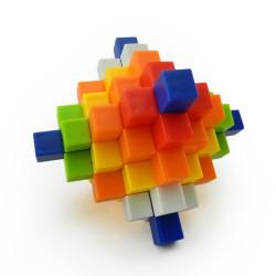 Головоломка цветная Куб