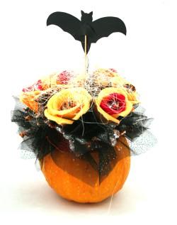 Букет из конфет Хеллоуин