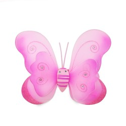 Крылья Бабочки двойные средние