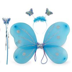 Набор Бабочки голубой