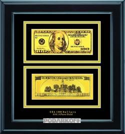 Панно- Банкнота 100 $