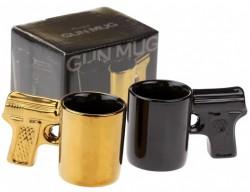 Чашка - пистолет мал. - комплект 2 шт.