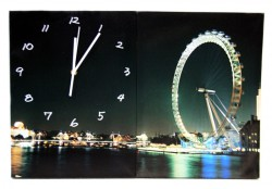 Настенные часы Вечер в лондоне