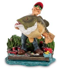Статуэтка Рыбак Большая удача