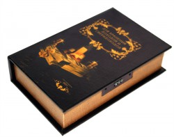 Шкатулка сейф Для хранения доходов и сверхдоходов