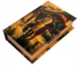 Книга шкатулка Встреча большая
