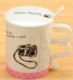 "Чашка Ideal travel ""Travel Paris"""
