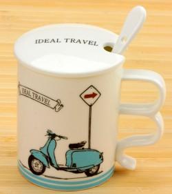 """Чашка Ideal travel """"MOTO"""""""
