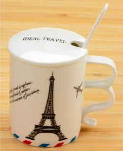 "Чашка Ideal travel ""Bonjour Paris"""