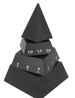 "НЧ Часы ""пирамида"""