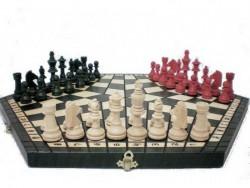 Шахматы Тройные большие / Trojki duze с-162