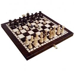 Комплект шахматы + шашки + нарды средние (Madon) с-143