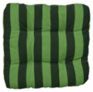 Подушка 40*40 см, зеленая, Ellen 14003Х02