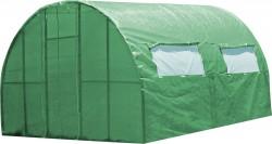 Каркасная теплица 4 м под пленку или полиматериал, каркасная, Greenhouse
