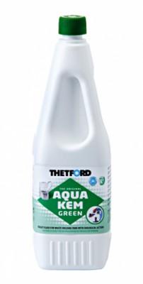 Жидкость д/биотуалета Аqua Кem Green, 1.5 л