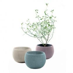 Набор горшков для цветов 3 шт., Cozies Herb Pot