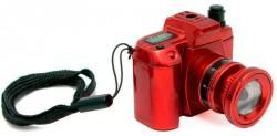 Зажигалка газовая Фотоаппарат с подсветкой