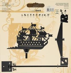 Флюгер большой кораблик адмиралтейств