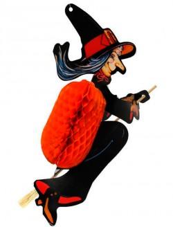 Декор 3D Ведьмочка