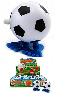 Прикол заводной Футбольный Мяч