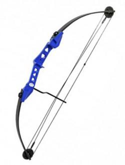 Лук блочный Man Kung MK-CB30BL, голубой