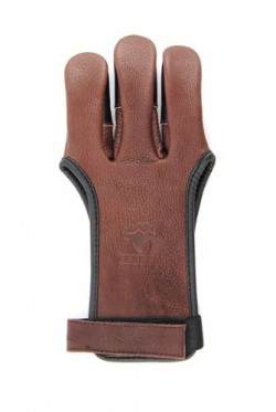 Перчатка для стрельбы из лука Bearpaw Deerskin, размер L