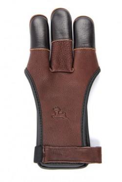 Перчатка для стрельбы из лука Bearpaw Deerskin, размер XL