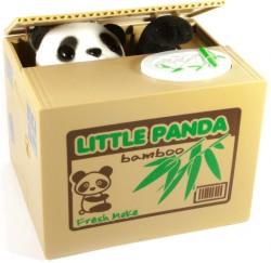 Копилка панда воришка