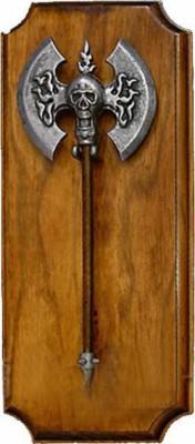 Панно боевая секира Атиллы, Denix 529