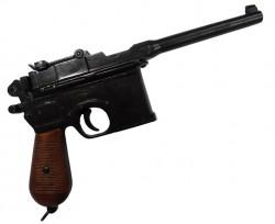 Пистолет системы Маузер С96, 1896г