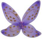 Крылья Феи фиолетовые