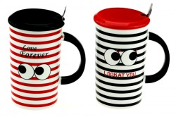 Чашка с глазами 2 вида