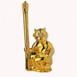 Кольцедержатель Dewal «Сатир золото» 2050/11