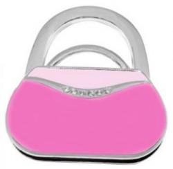Держатель для сумки Jinli «Розовый саквояж» JIN128