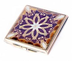 Зеркало косметическое Leif Lowe «Звёздочка фиолетовая» 422933AB