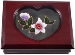 Шкатулка для украшений King Wood «Орхидея»