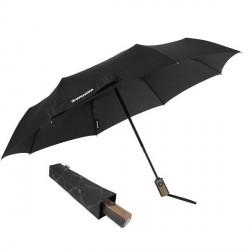 Зонт автоматический Wenger W1002, черный