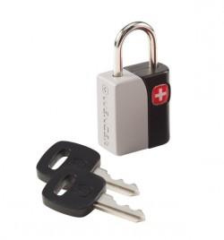 Замок с двумя ключами Wenger WE6182GY