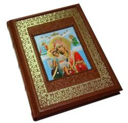 Иллюстрированная библия (коричневый экземпляр). Dn-121