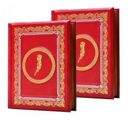 Подарочное издание в 2х томах, (Анна Ахматова и Александр Блок) Dn-388