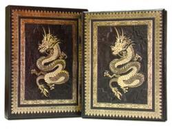 Конфуций. Афоризмы мудрости. Обложка с драконом. Dn-143
