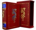 Большая книга восточной мудрости, алая обложка. Dn-273