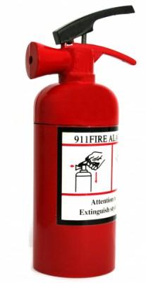 Огнетушитель пепельница + зажигалка