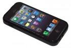 Зажигалка карманная Apple iphone черный